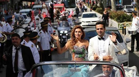 Fatih'te Eğlenceli Gelinlik Festivali